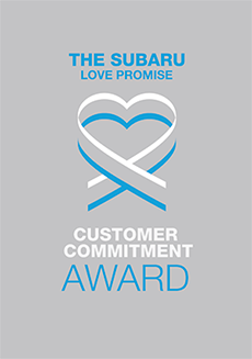 The Love Promise at Subaru of Champaign County | Serving